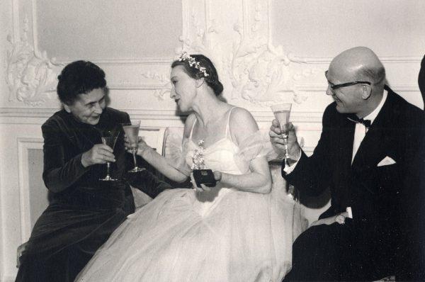 Giselle 1958 Ulanova