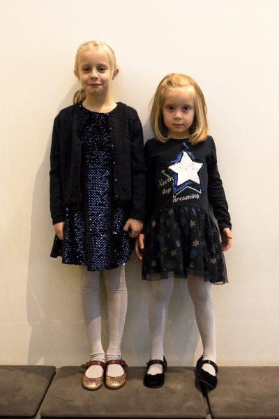 """Gabriela ja Naomi, Espoo: """"Valitsimme vaatteemme itse."""""""