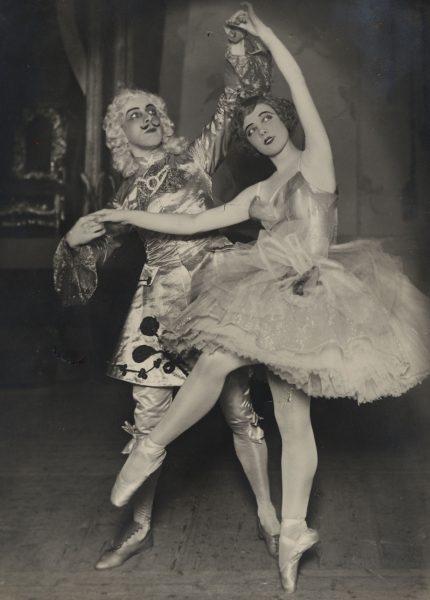 Prinsessa Ruusunen 1928