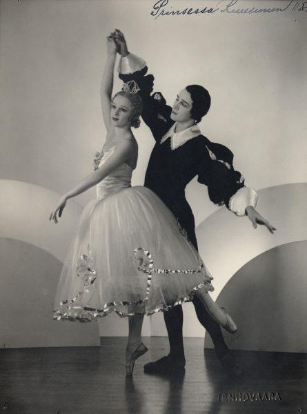 Prinsessa Ruusunen 1938