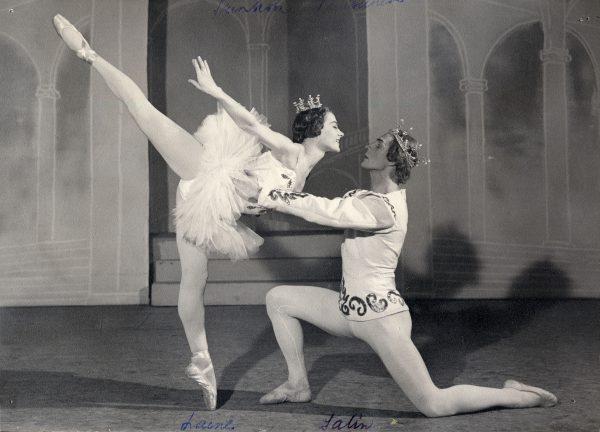 Prinsessa Ruusunen 1955