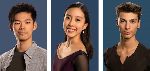 Satoru, Yuka ja Edoardo